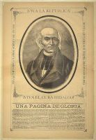 Miguel Hidalgo, a priest and revolutionary leader, and considered a hero by Mexico.