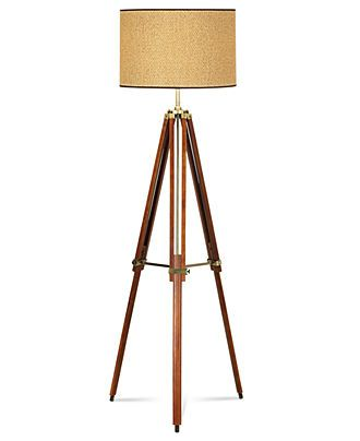 Pacific Coast Floor Lamp, Tripod - Lighting & Lamps - for the home - Macy's