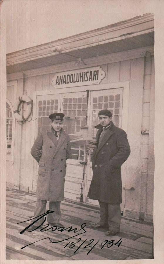 Anadoluhisarı - 1934