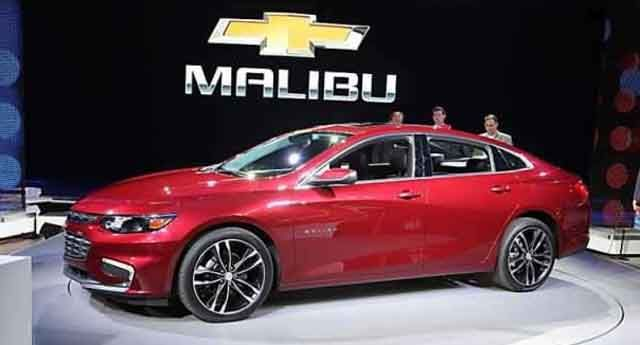 Follow the technology of the 2019 Chevy Malibu SS starts This