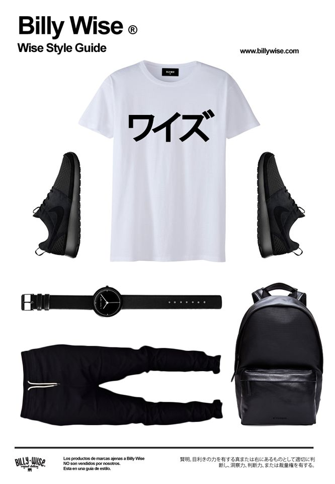 Black and White new outfit