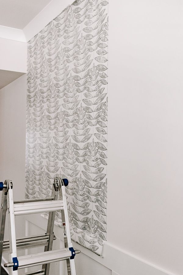 7 Tips For Applying Peel And Stick Wallpaper Peel And Stick Wallpaper Sticky Wallpaper Diy Home Decor
