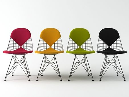 Sedie sala ~ Oltre 25 fantastiche idee su sedie eames su pinterest sala da
