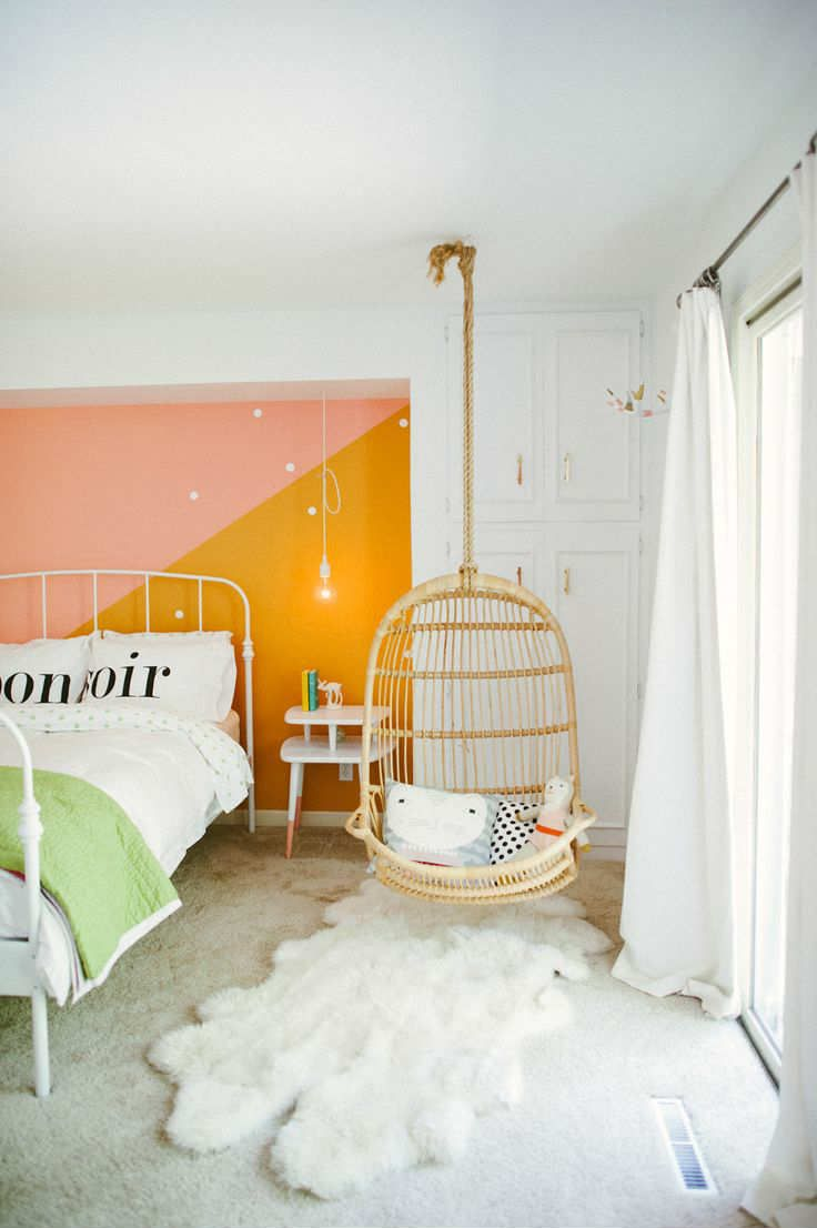 Strikingly unique room for tweens | 10 Awesome Tween Bedrooms - Tinyme Blog