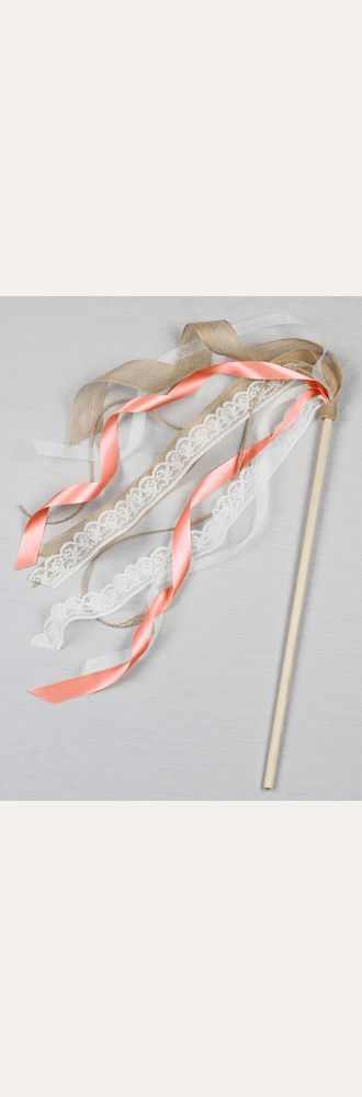 DB Exclusive Ribbon Flower Girl Wand