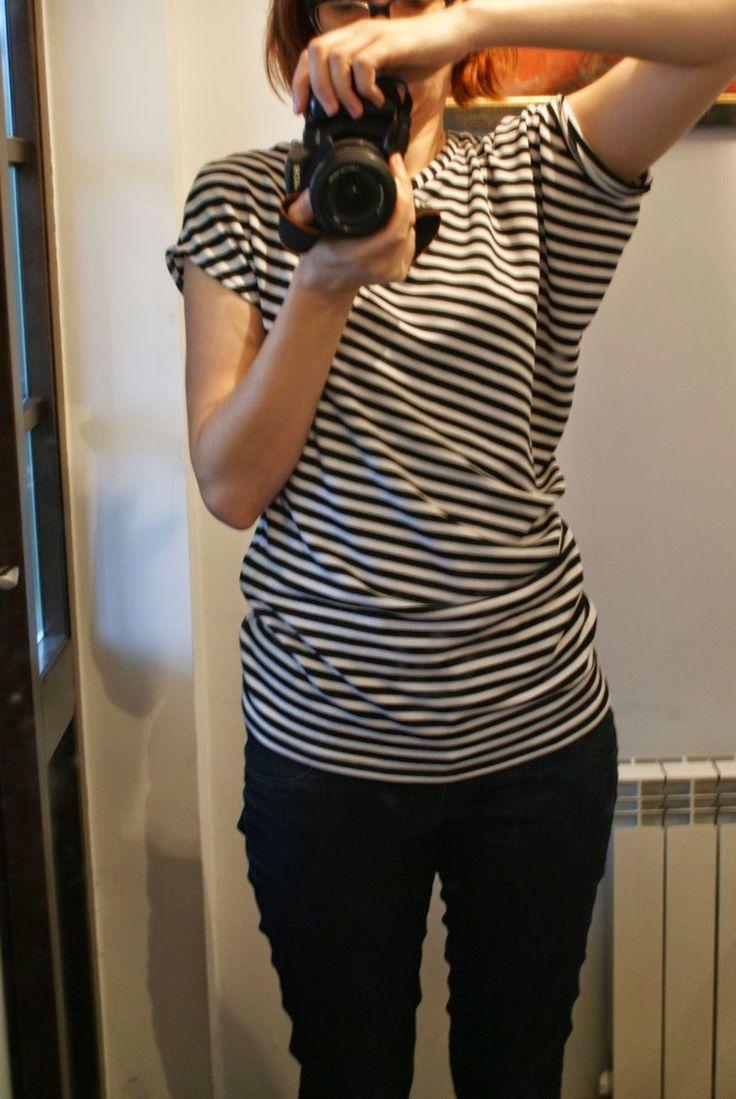 startowa: drape drape stripes