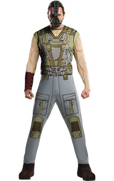 The Dark Knight Rises Bane Costume