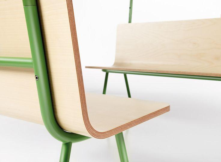 OTTAWA Kids Bench By MADE DESIGN Design Emiliana Design Studio