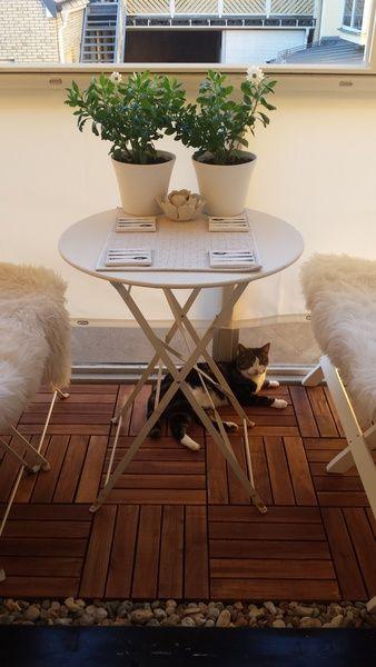 möbler för liten balkong - Sök på Google