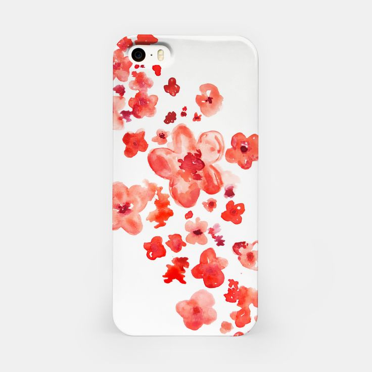 Cherry Blossoms iPhone Case, Live Heroes