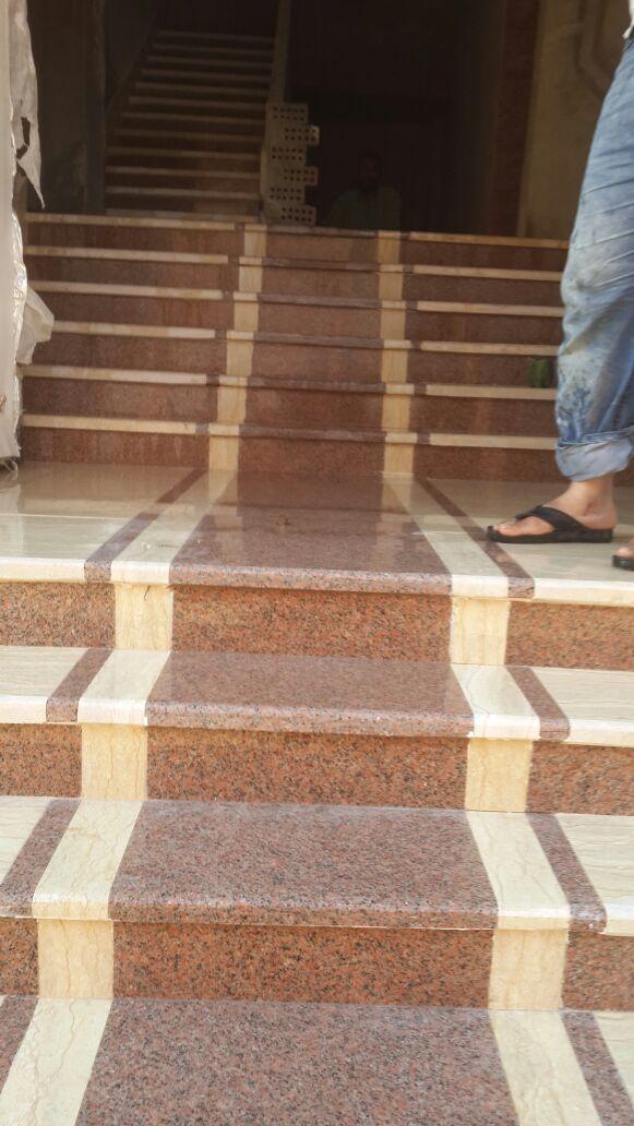 رخام مداخل Stairs Design Granite Stairs Stairs