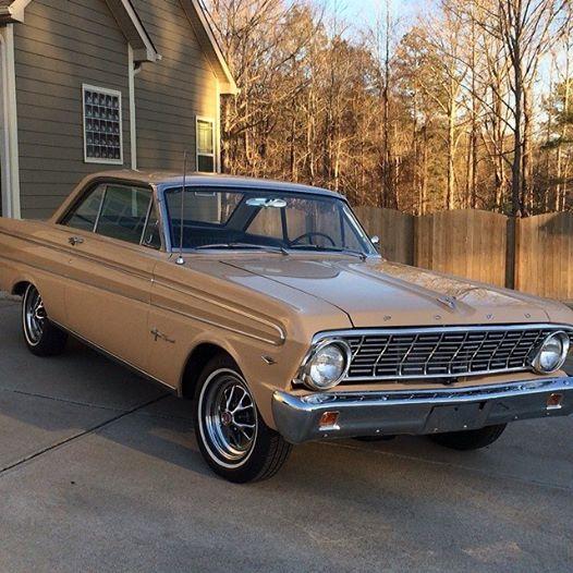"1966 Ford Falcon Sprint  ""Bernadette"""