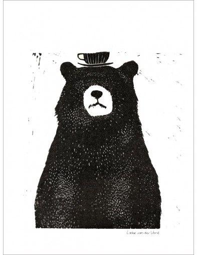 Affiche d'art - Liekeland