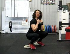 Poor ankle mobility is a major barrier to a good deep squat position. These exercises will mobilise the ankle and improve your squat position as a result