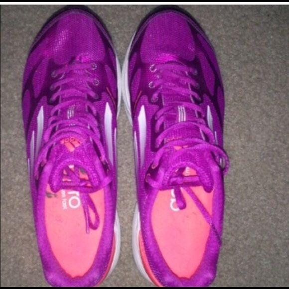 Adidas adizero feather training shoes Adidas gently used Adidas Shoes Sneakers