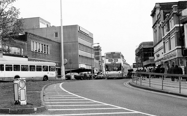 Oldham Town Centre 1981