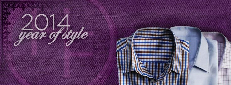 J. Hilburn is making 2014 the year of style for men.  Get on board!