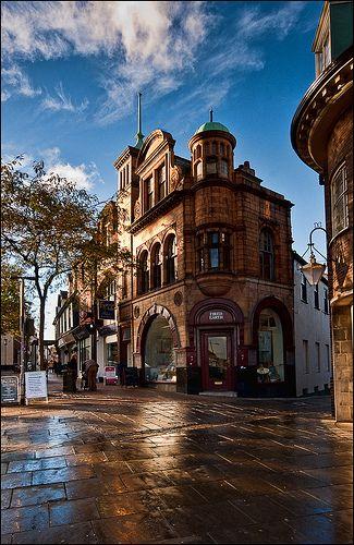 Norwich City Streets