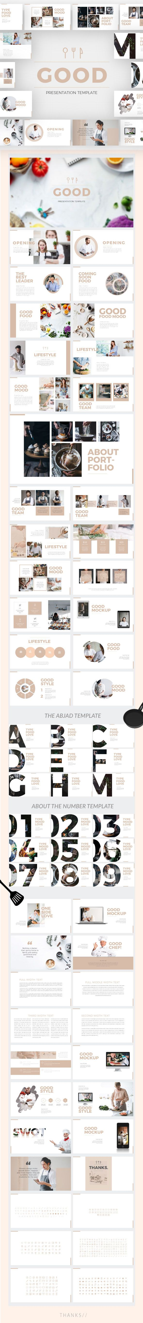 Good  Multipurpose Presentation Templates — PPT #stats #multipurpose • Available here ➝ https://graphicriver.net/item/good-multipurpose-presentation-templates/21077360?ref=pxcr