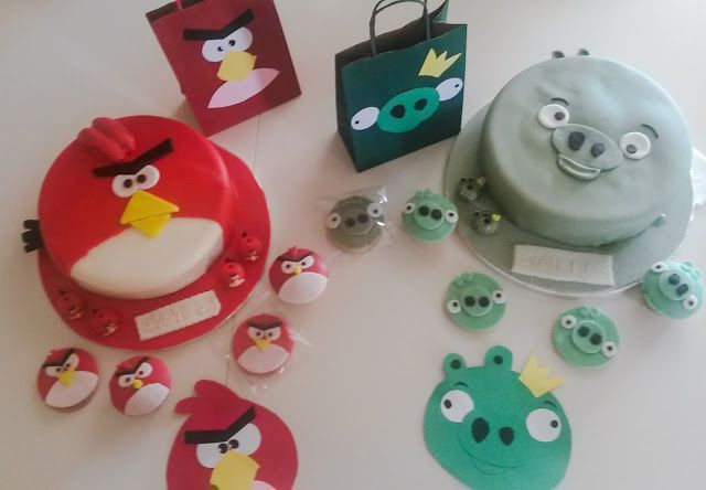 Mirmarlade: Angrybirds Party