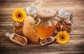 Propiedades y Beneficios de la Miel, Jalea Real, Propóleo, Polen y Cera de Abeja