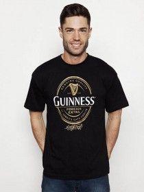 Guinness Label T-Shirt H1028