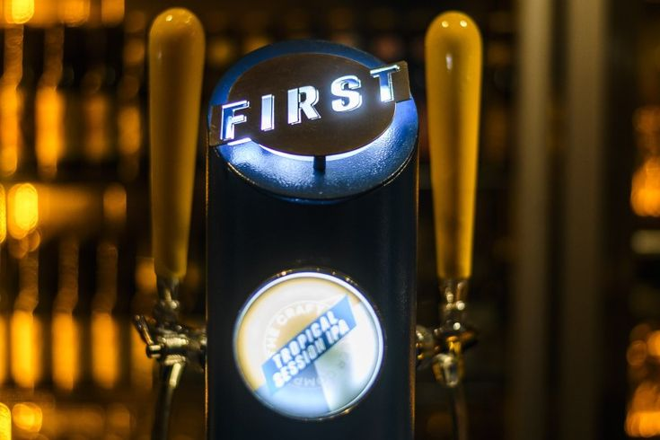 Kézműves sörök és BBQ - megnyílt a First Craft Beer & BBQ
