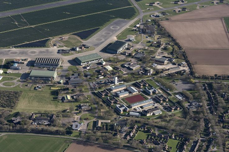 RAF Coltishall in 2017   by John D F