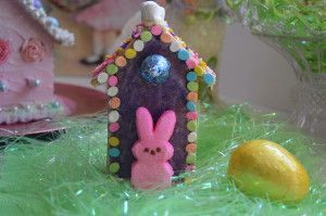 Graham Cracker Bunny House that is so good for easter it can be for kids follow @Sedalia Patterson picture ready picture sher day ah-lo--ha