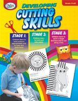 Developing Cutting Skills: PreK