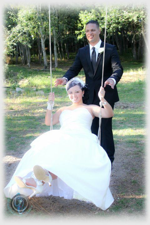 Candice and Randall - Swing