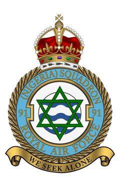 Royal Air Force - 91 Squadron