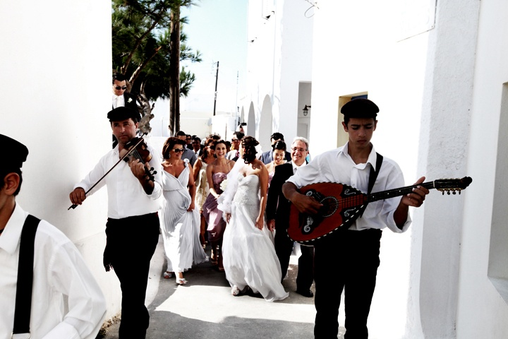 greek traditional wedding