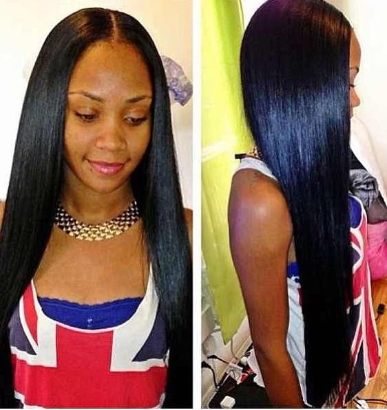 85 best relaxed hair images on pinterest healthy relaxed hair seerelaxed hair can be healthy and long too pmusecretfo Images