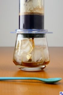 """The next next next big thing in iced coffee? Oliver Strand thinks so. (But for next summer. For this one, it's all about the """"ice brew"""".)"""