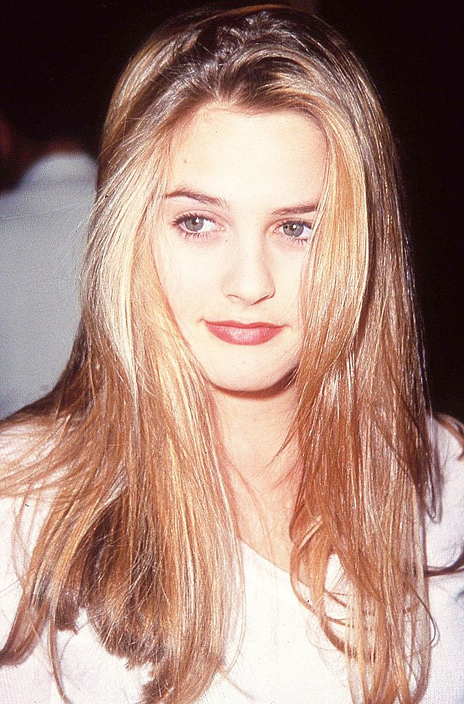 """""""Alicia Silverstone, 1990′s """" 