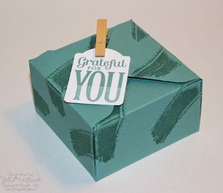 92 best Gift Box Punch Board (retired) images on Pinterest | Gift ...