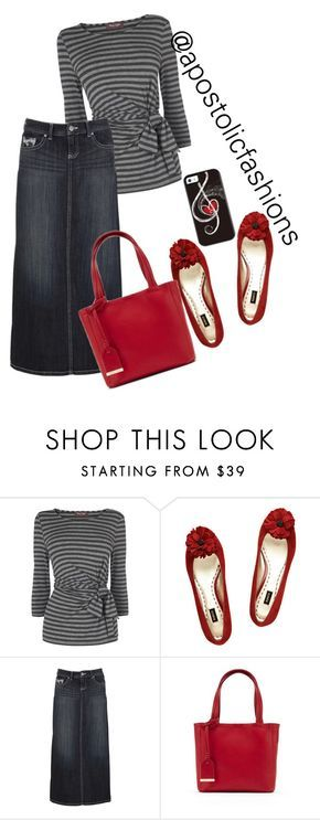 """""""Apostolic Fashions #1124"""" by apostolicfashions on Polyvore featuring Phase Eight, Mimco and Kenneth Cole"""