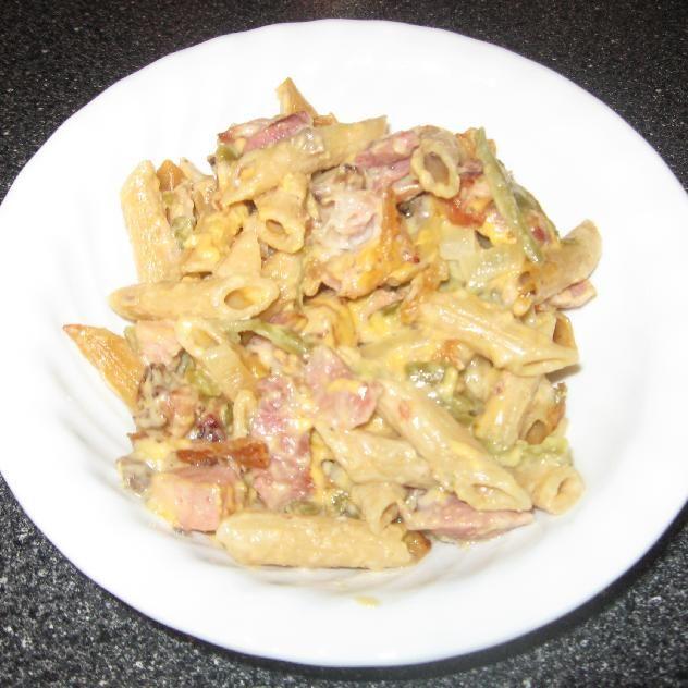 Leftover Ham Recipe2