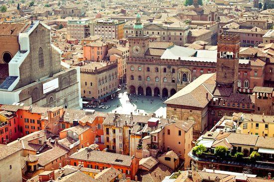 Day 4 Across Italy Escorted Tour #bologna #traveltoitaly