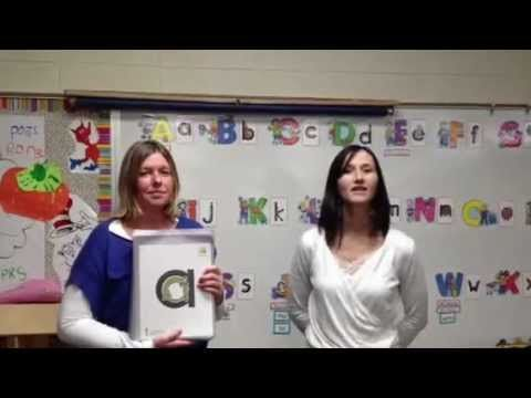 I was on Pinterest looking at ELA ideas...and my colleagues pop up!  Cool! Kindergarten Zoo Phonics - YouTube