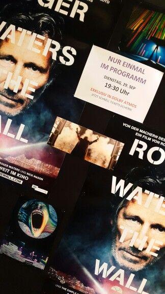 ROGER WATERS: THE WALL * in DOLBY ATMOS * nur am 29. September 2015 * Beginn: 19.30 Uhr * Mit mehr als vier Millionen Fans weltweit war Roger Waters' The Wall die größte Tour eines Solo-Künstlers aller Zeiten. Grund genug, dieses Mega-Event über mehrere Jahre mit einem Kamerateam zu begleiten und ins Kino zu bringen. Genau das tat der Meister höchstpersönlich und führte Regie bei dem zur Tour gehörigen Konzertfilm, der auf dem Toronto Film Festival 2014 seine Premiere feierte. #thega…