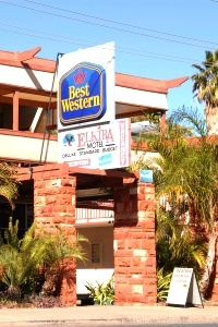 Best Western, Alice Springs.