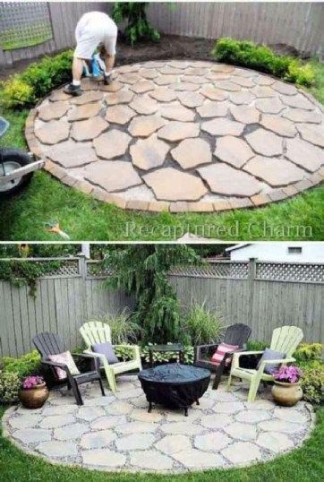 Charmant Best Inspiring Tiny Yard Ideas For A Cozy And Charming Outdoor Space (9)