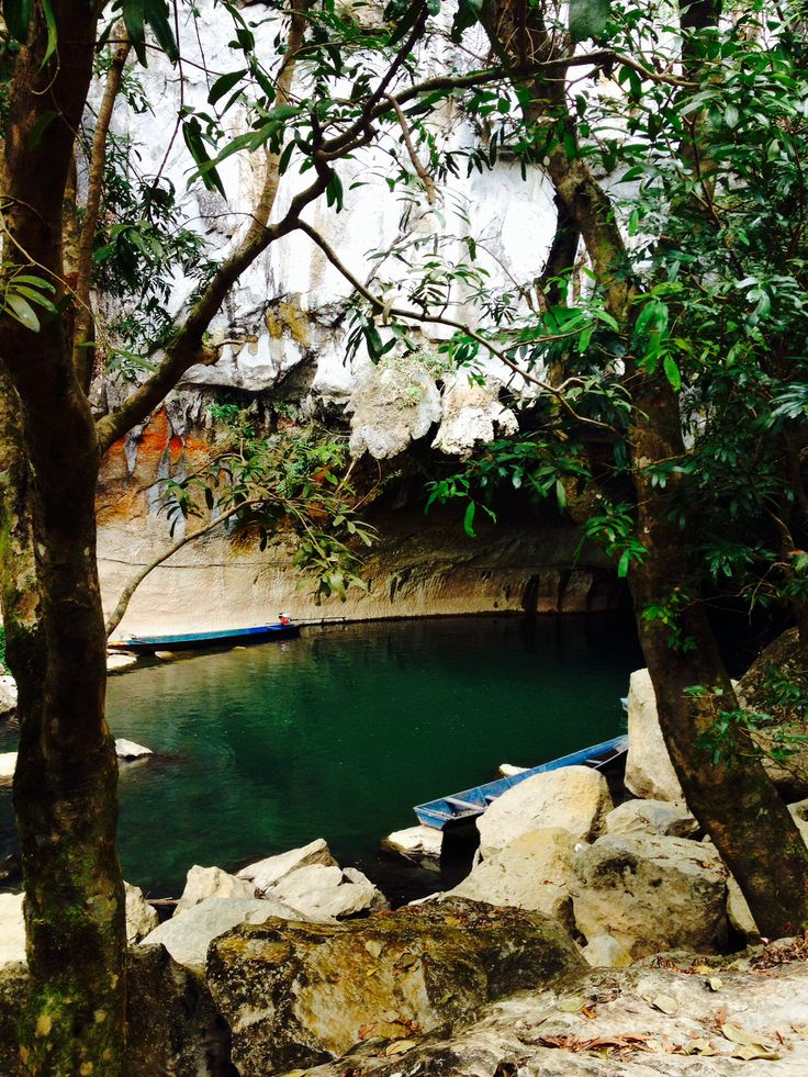 Days 62-63: Kong Lor Cave and Natan village homestay.