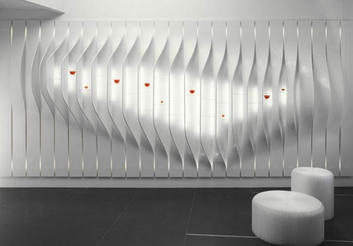 DuPont Corian and Amanda Levete Architects