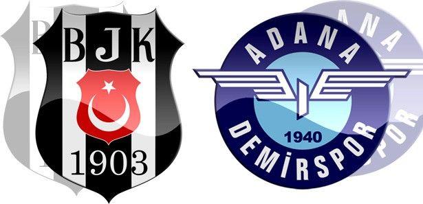 Beşiktaş - Adana Demirspor Karşılaşması (Canlı Anlatım)
