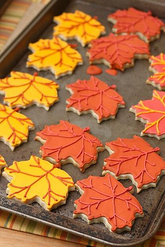 Cookies...how to decorate with royal icing