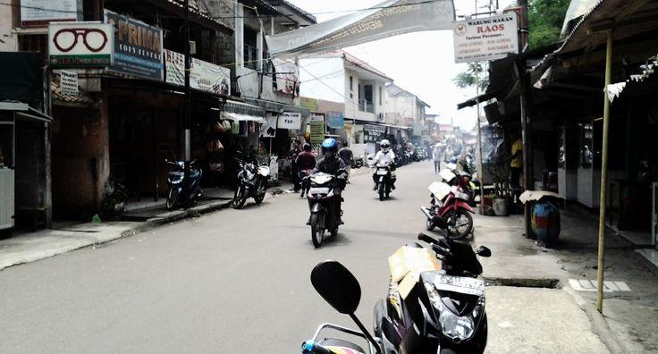 Babakan Raya, Dramaga, Bogor.