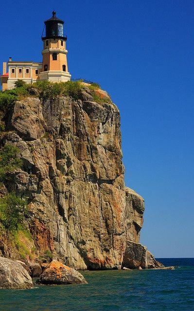 Split Rock Lighthouse State   http://bestscenicviews.blogspot.com